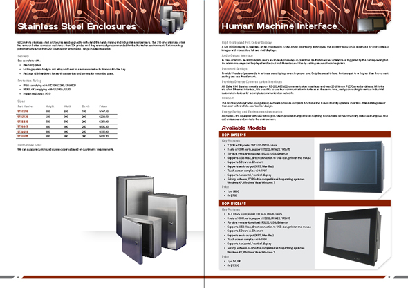 4DControls_Catalogue20122